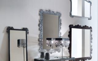 Pizzo mirror