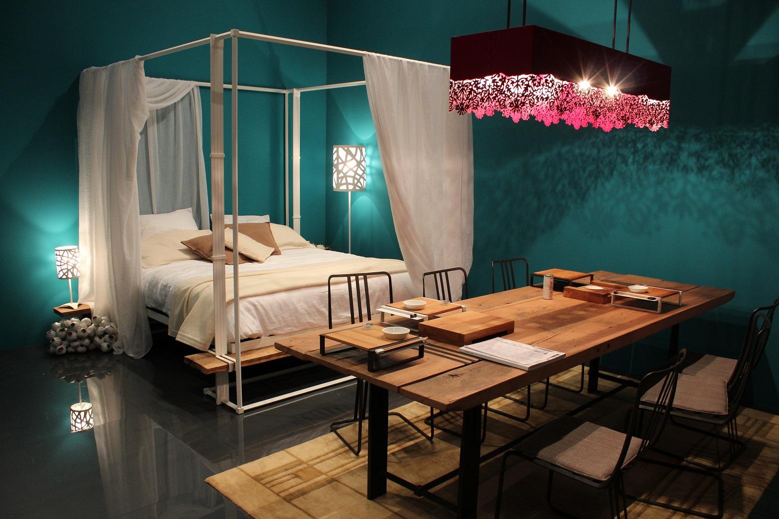 Salone del mobile 2013 arredamento moderno for Espositori salone del mobile