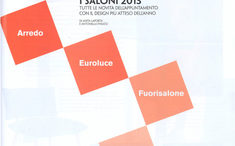 CASE&STILI - Italy April 2013