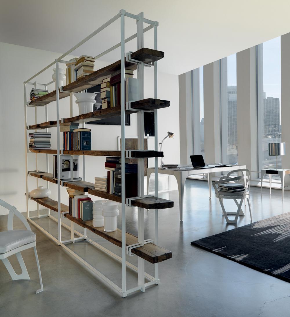 libreria eroica arredamento moderno